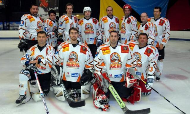 equipe seniors 2011-2012